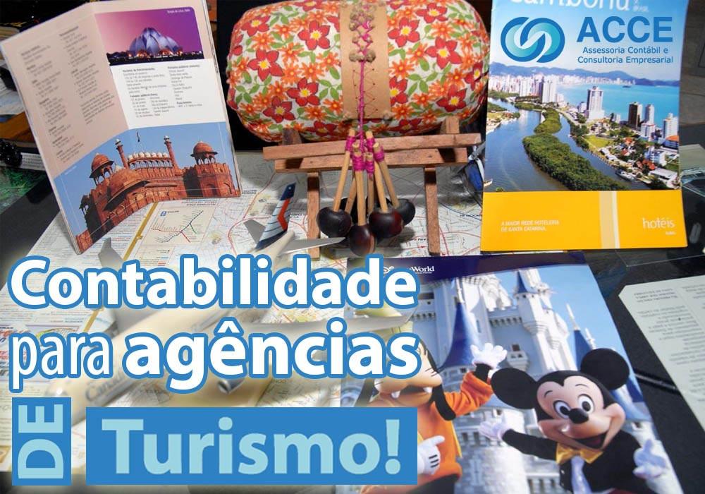 Contabilidade Para Agencia De Turismo 1 - ACCE - Contabilidade para agências de Turismo!