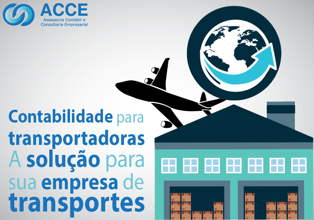 Transporte De Mercadoria - ACCE - Contabilidade para transportadoras: A solução para sua empresa de transportes