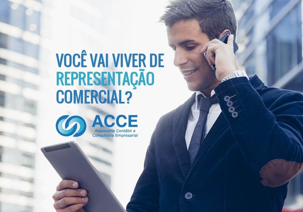 Transportadoras - ACCE - Você vai viver de Representação Comercial?