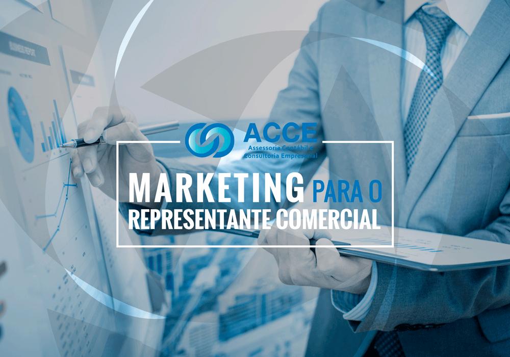 Marketing Para O Representante Comercial - ACCE - 10 dicas imperdíveis para o sucesso em vendas