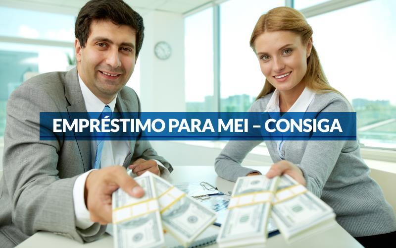 Empréstimo Para MEI – Consiga