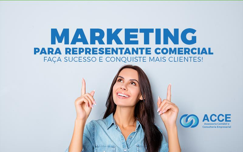 Marketing Para Representante Comercial