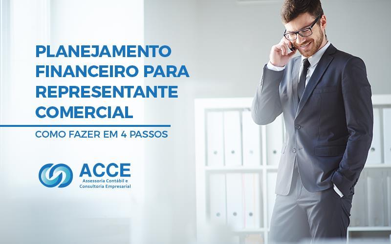 Planejamento Financeiro Para Representante Comercial