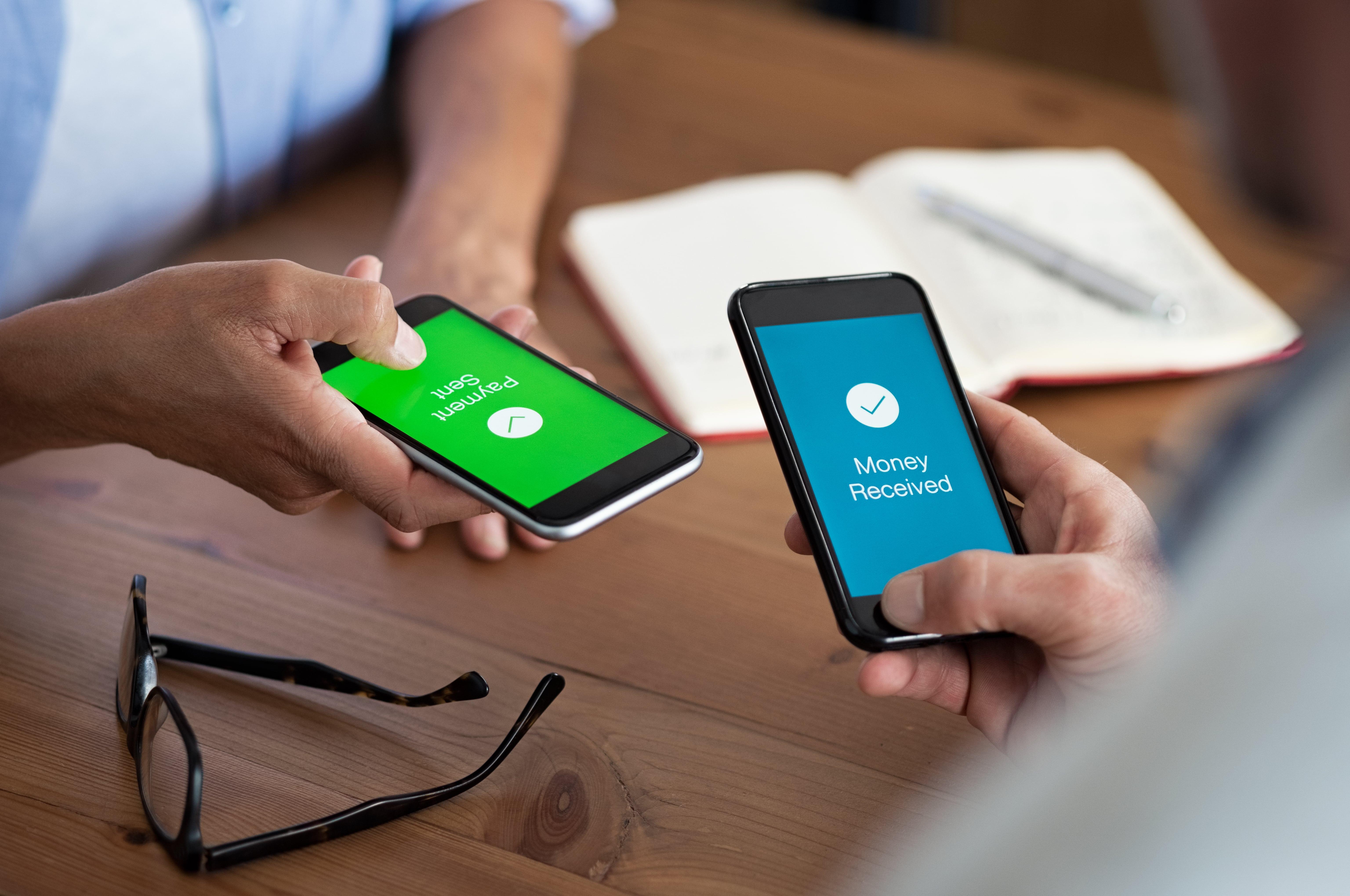Mobile Payment Sent And Received Bp9hvgn Min  - ACCE - Aplicativo (app) ajuda MEI a organizar as finanças