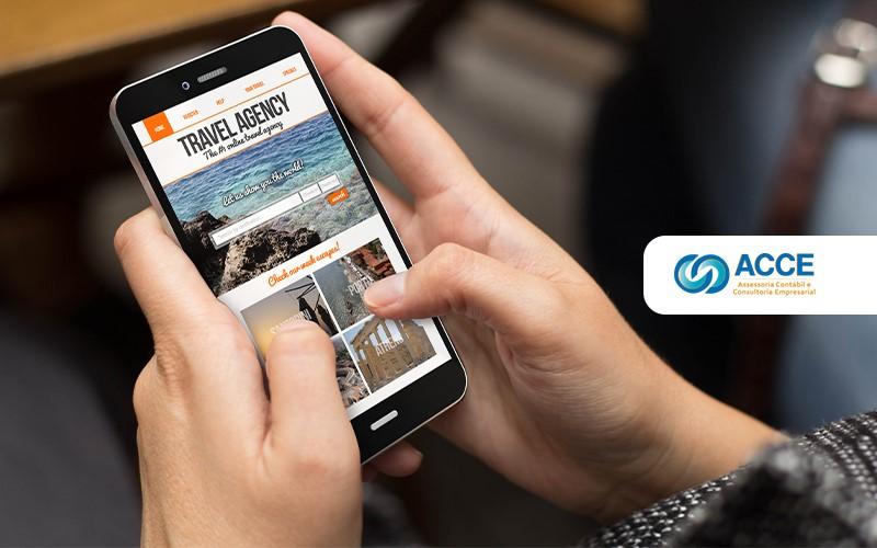 Como Montar Uma Agência De Turismo Online - Acce Contabilidade - Como montar uma agência de turismo online?