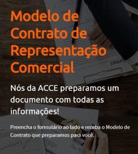 Modelo De Contrato Representante Comercial - Acce Contabilidade - Gestão para Escritórios de Advocacia – otimizando o atendimento e captando mais clientes!
