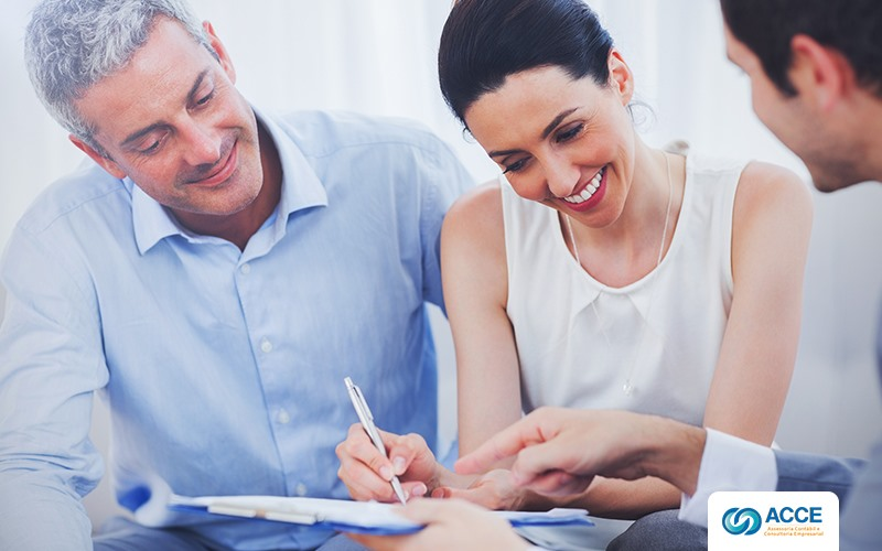 Representante Comercial Como Encantar Clientes - Acce Contabilidade - Representante Comercial, Você Sabe Como Encantar Clientes?