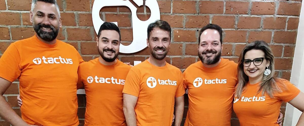 imagem que represente quadro de sócios da Tactus
